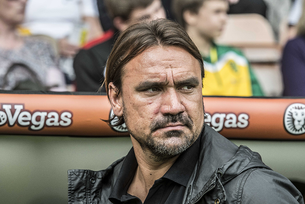 Daniel Farke may be getting national recognition, but I still have a thing or two to teach him