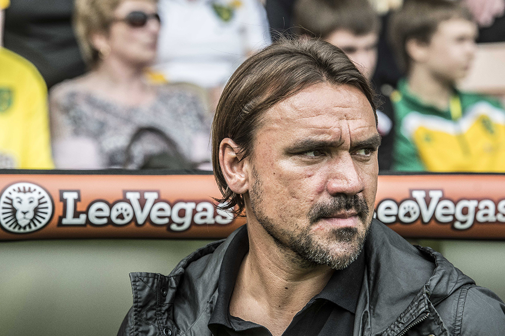 Win, lose or draw – for the moment, let's hold off judgement on Daniel Farke