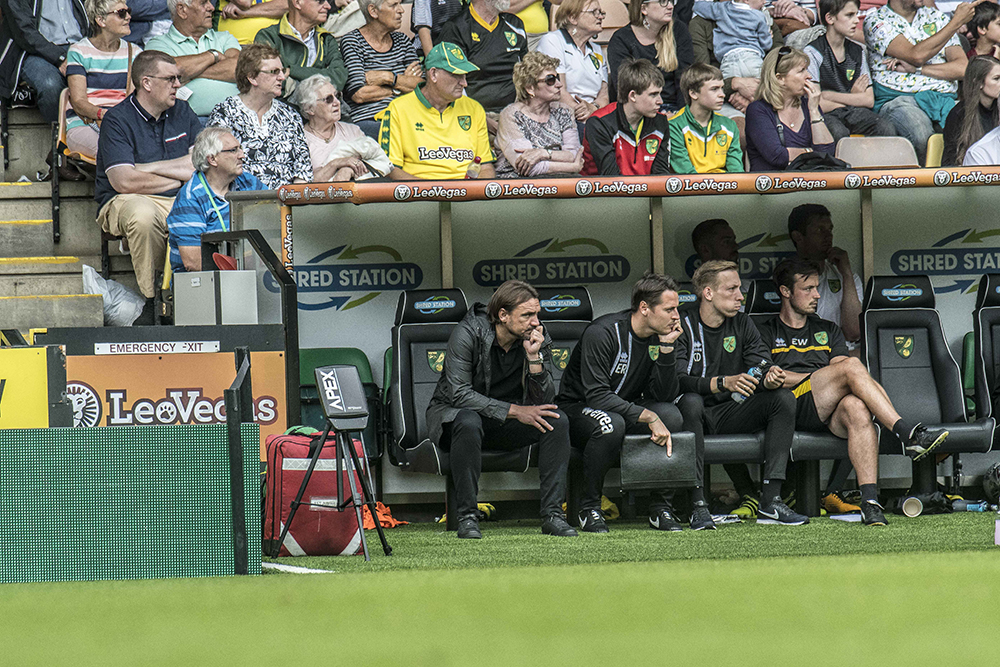 That's (not) Entertainment! The Modern (Farke) World is proving the Bitterest of Pills at Carrow Road