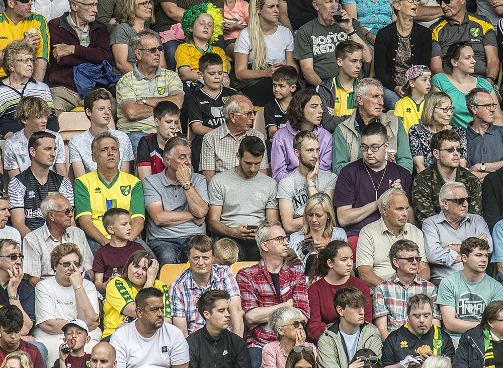 As if there wasn't enough negativity at Carrow Road already… now SAG have been compelled to nag