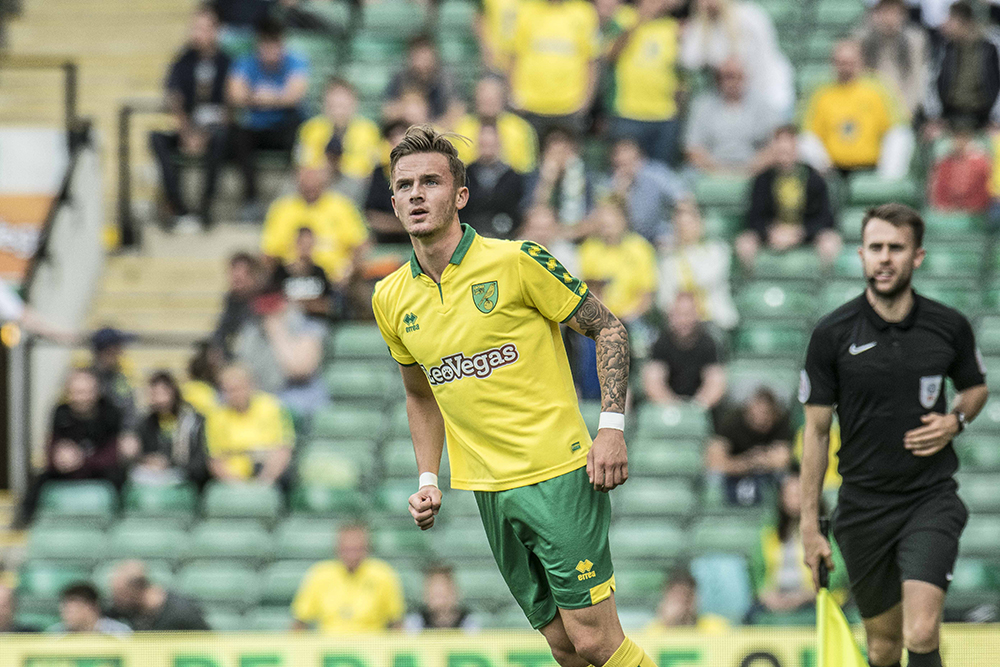 It may have been brief, but the Maddison star shone brightly while he wore the yellow and green