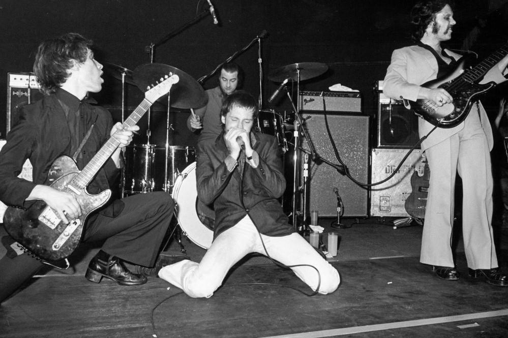 MUSIC WEEK – Dr Feelgood… Led Zep… Hendrix… Portishead… all part of Robin's journey