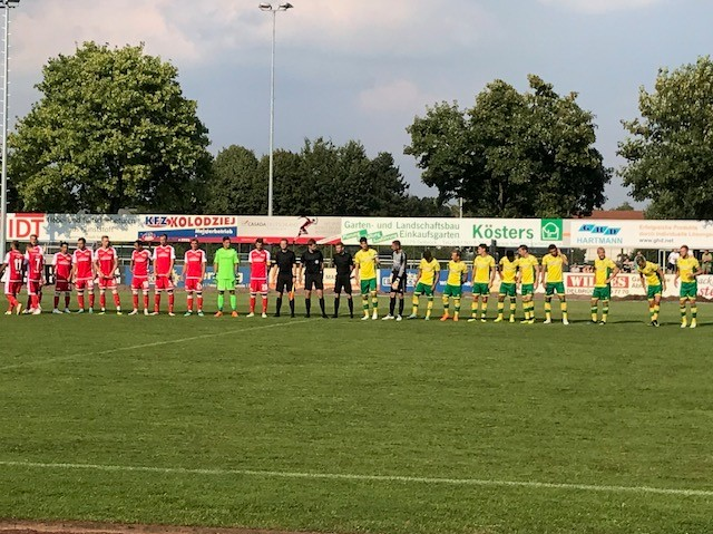 CANARIES ON TOUR: City v Union Berlin – a view from the posh steps