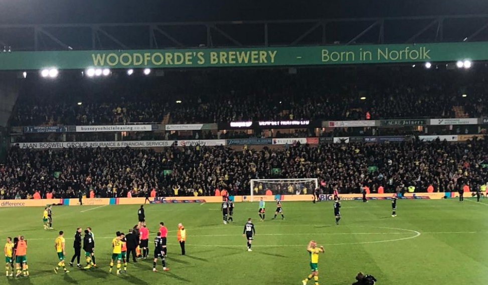 With Carrow Road becoming a fortress, is there more to City's home form than Farkeball alone?