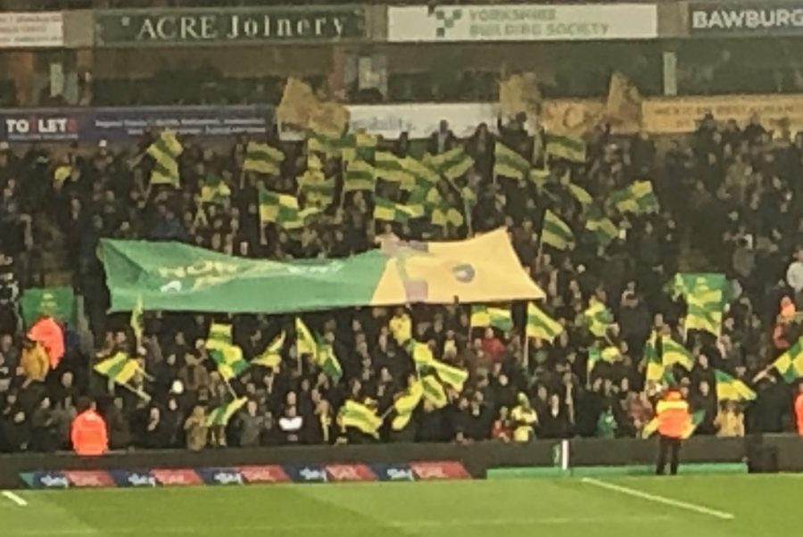 The kids are united… and so right now is the whole of Norwich City FC