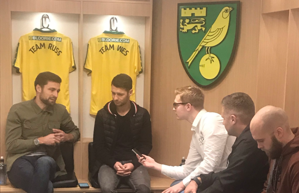 RUSS: A chance for a proper farewell for a City legend who simply 'gets' Norwich City