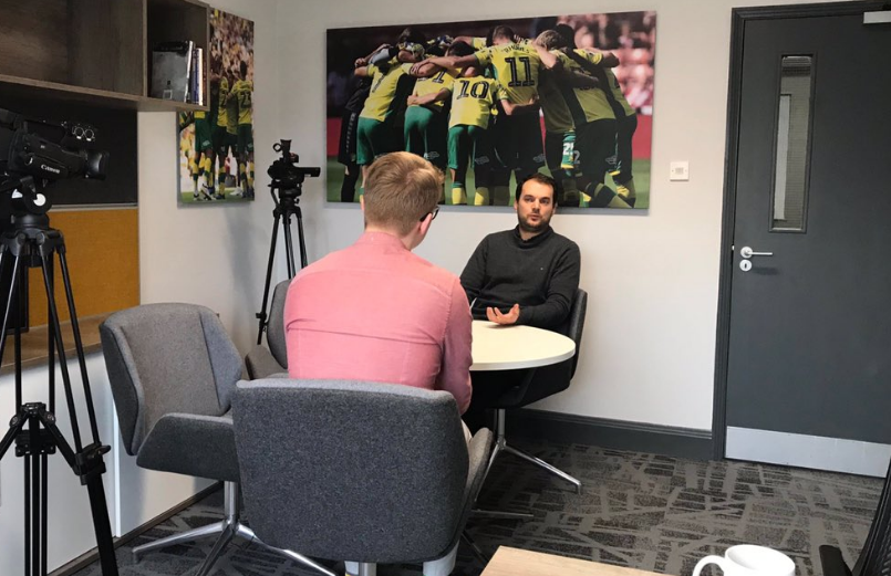 WEBBER EXCLUSIVE: Part One – The New Culture at Norwich City Football Club