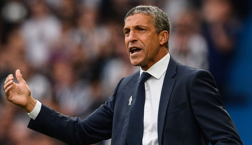 Hughton's demise was a football decision; not to be confused with the issue around lack of opportunity for BAME managers