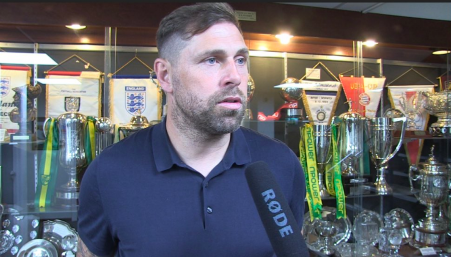TALES FROM THE CITY: Grant Holt