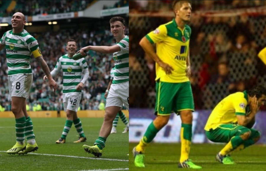 Turnbull plumps for Celtic ahead of the Canaries, and the certainty of silverware