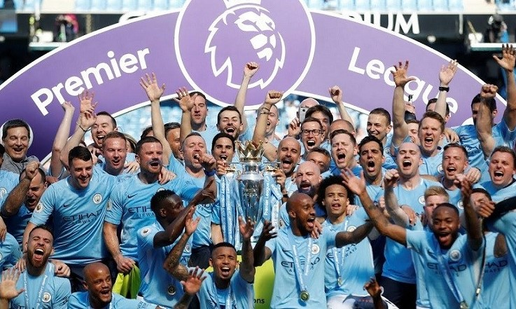 No fun whatsoever in being shellacked by the Premier League's rich kids