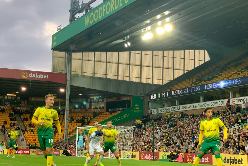 City are in safe hands and we're doing it our way, the new Norwich City way