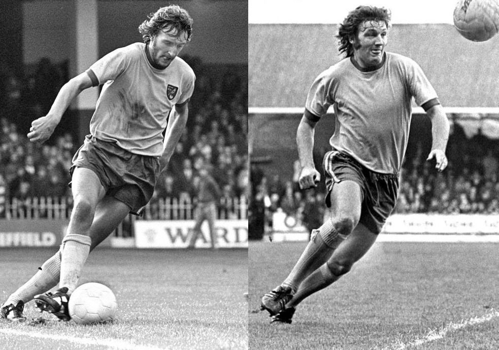 NOSTALGIA: The days of the twin-striker and City's classic CrossBone combo