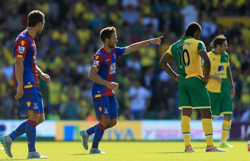 WE MEET AGAIN: The Glaziers… Selhurst agony… Stringer's heroics… and Mr Chase