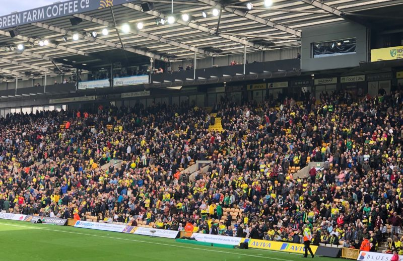 A right royal Carrow Road shellacking for City as the injury crisis starts to bite