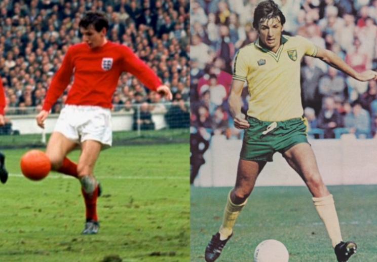 MARTIN PETERS: A football genius – one that for five seasons we called our own