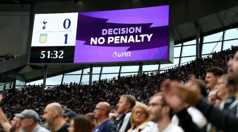 Is VAR the problem? Or the interpretation of the laws? Either way, right now it's #$@&%*!
