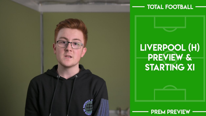 Norwich City v Liverpool – Preferred XI and Match Preview | Total Football
