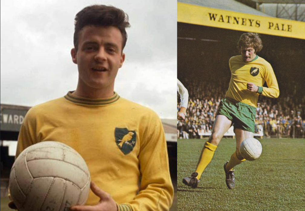 Some Norwich City heroes from ITV Anglia's finest; those players who've struck a chord