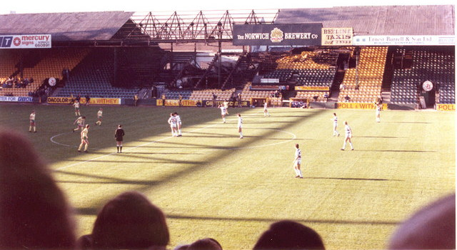The Carrow Road Experience (1985)