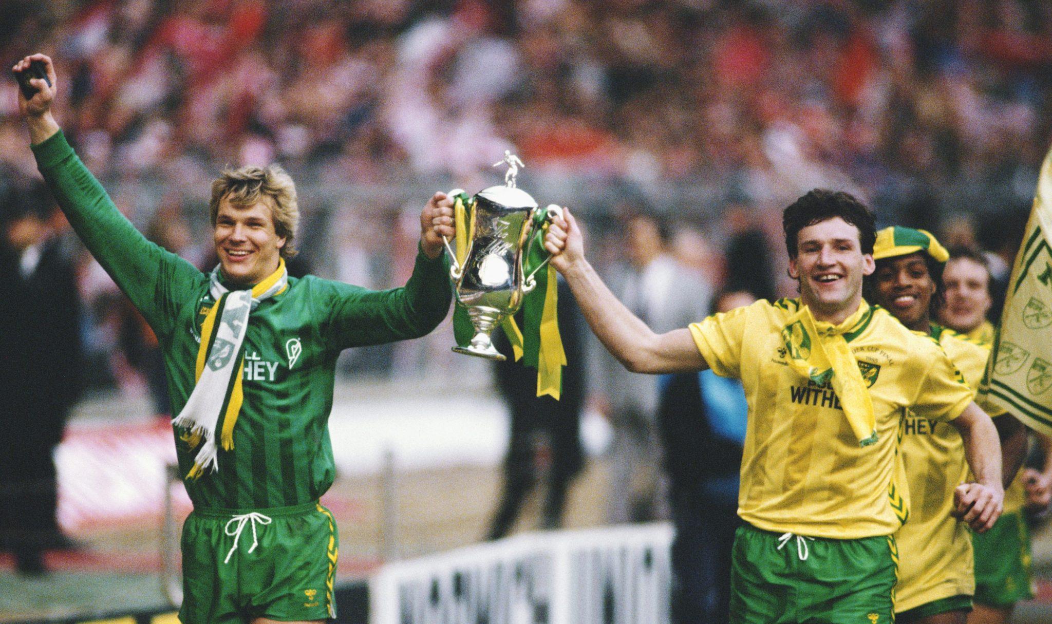 Singin' in the Rain – Norwich City's League Cup History