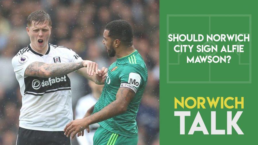 VIDEO: Should Norwich City Sign Alfie Mawson?