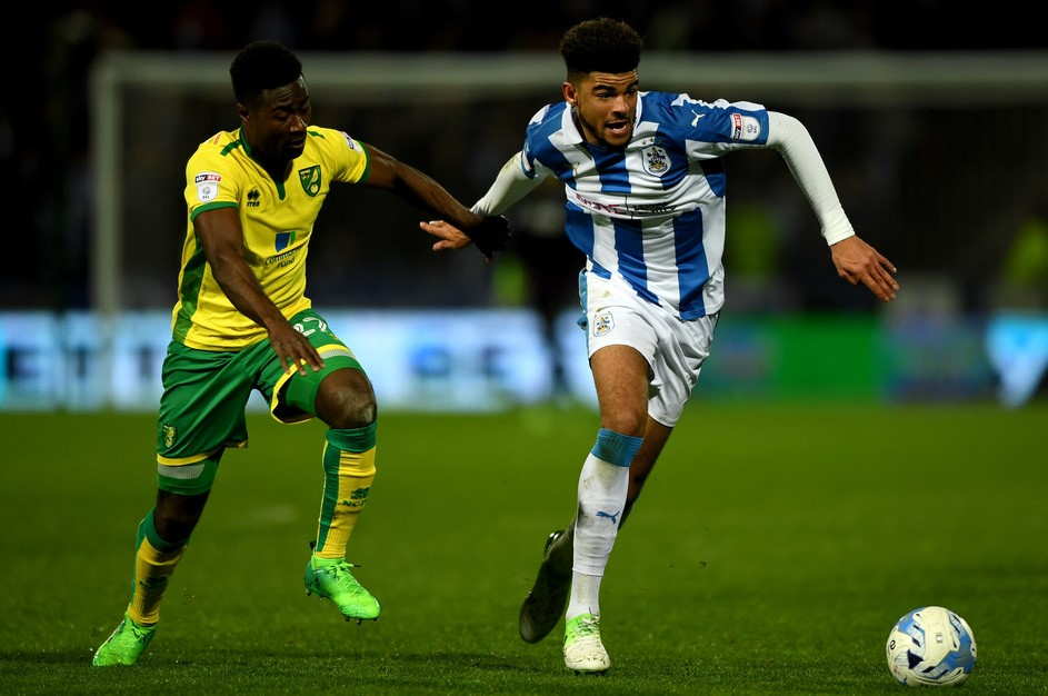 WE MEET AGAIN… Huddersfield Town