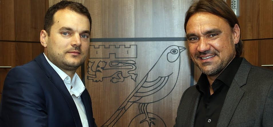 Daniel Farke and Stuart Webber under pressure at Norwich?