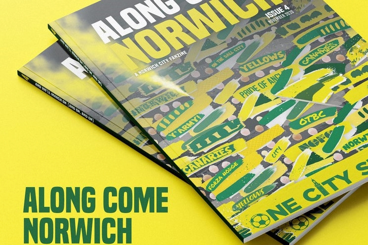 Along Come Norwich fanzine #4: Its creator Jon Punt talks to MyFootballWriter…
