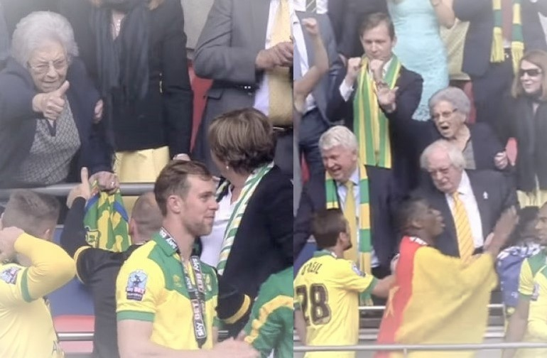 Etty Smith: a remarkable woman and a proper Norwich fan to the end