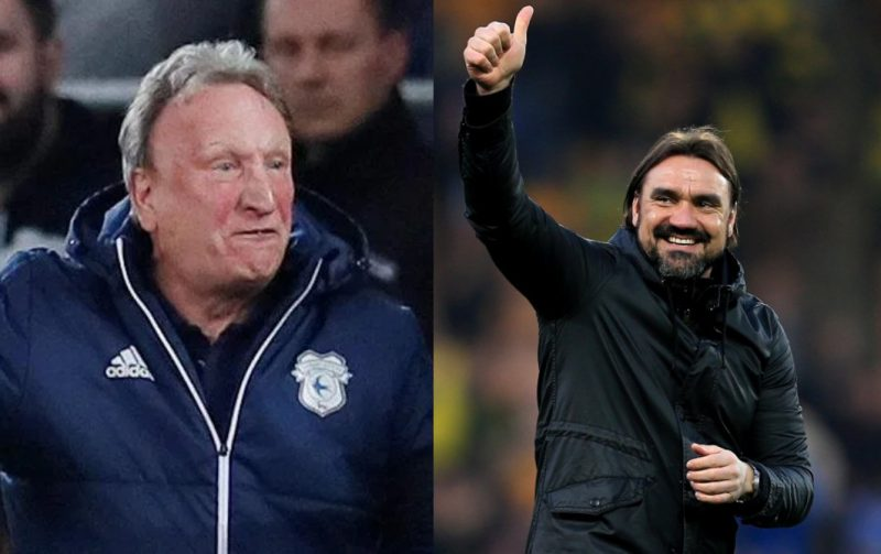 The tale of two coaches. While one fumed the other was articulate and ice-cool…