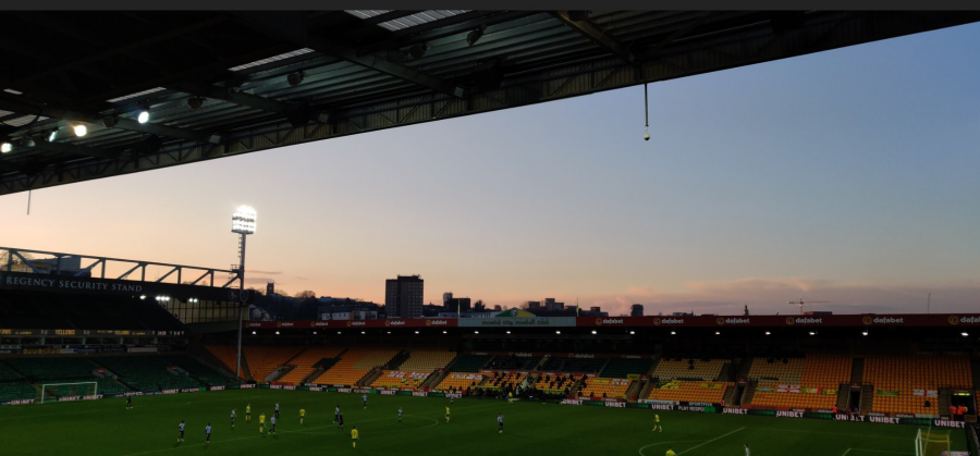 MATCH REPORT: Canaries = a boa constrictor… an irresistible force… remorseless