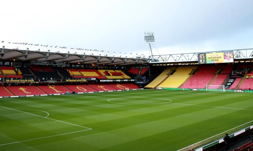 MATCH REPORT: Watford's latest new manager succeeds with the age-old 4-4-2