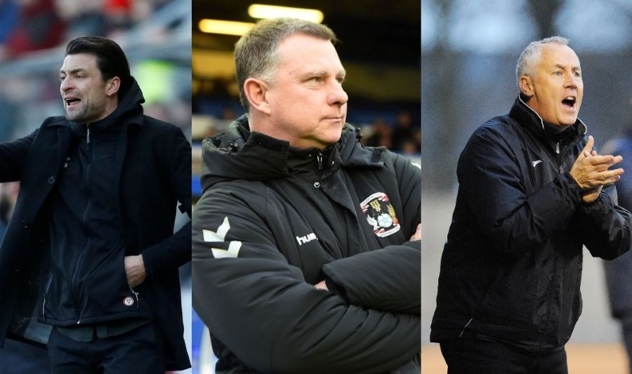 How is management suiting City legends of the recent and not-so-recent past?
