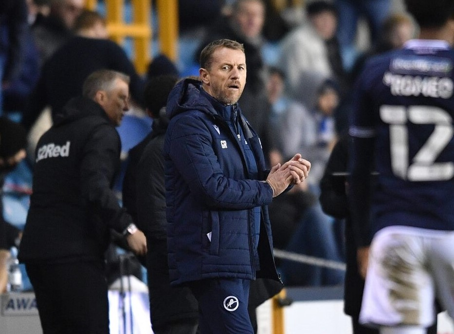 Effing and jeffing aplenty at The Den as Rowett and crew drove on their fiery Lions