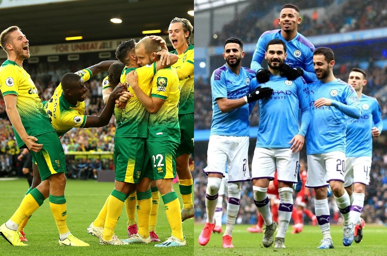 Same old Norwich… winning again, and that's without the world's most brilliant Che