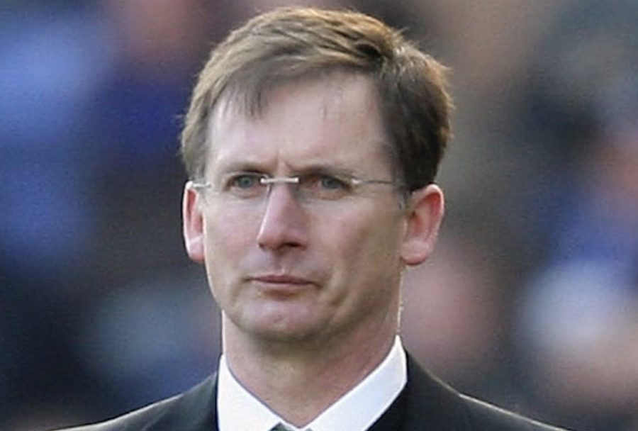 Glenn Roeder: elegant player & holder of the City reins at an incredibly difficult time