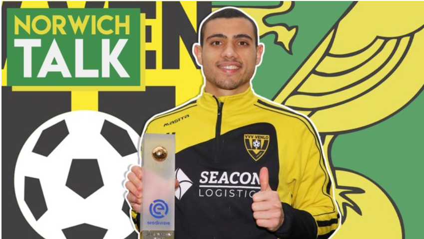 VIDEO: Giorgos Giakoumakis is the name. Are the Canaries interested? | Norwich Talk