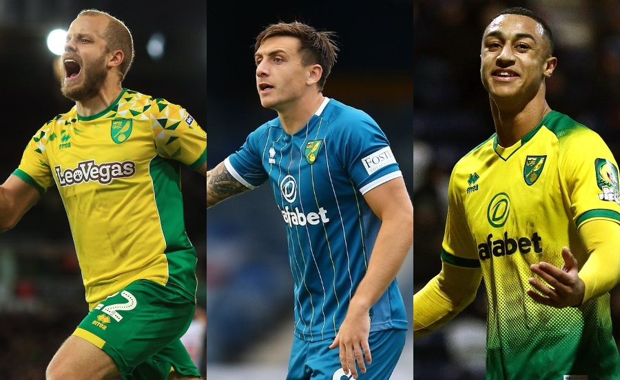 City strikers hit Farke's target. Now it's time to start setting next season's goals