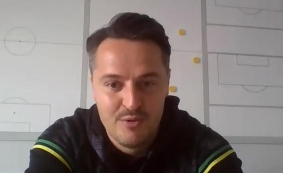 VIDEO EXCLUSIVE: The Eddie Riemer interview on Norwich Talk