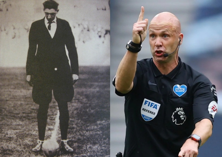 GUEST BLOG – The evolution of the laws of football over the ages