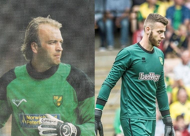 """The proudest man in Norfolk"": Bryan Gunn on Angus' return to Norwich City"