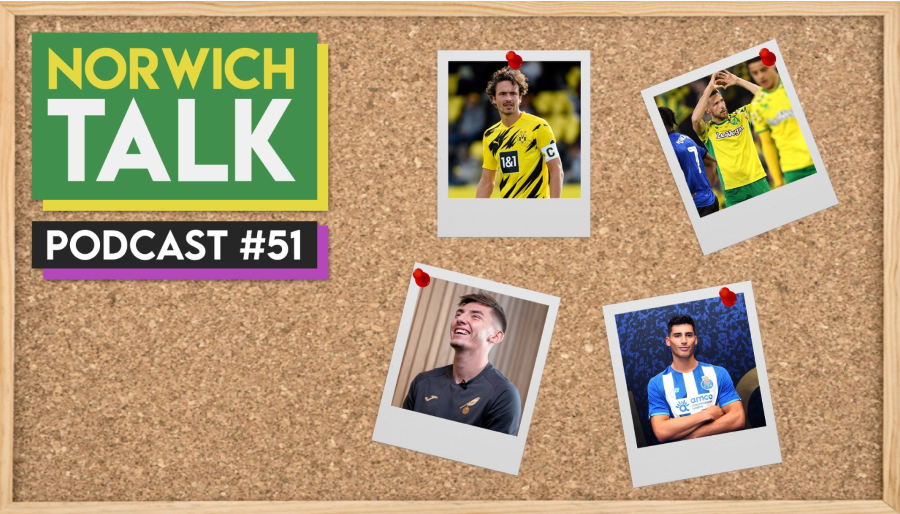 VIDEO: A BUSY WEEK FOR NORWICH CITY!' NT Podcast #51 | Norwich Talk