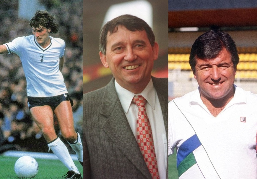 A tale of Hoddle, Graham Taylor, El Tel,  a psychic and a former Page Three 'lovely'