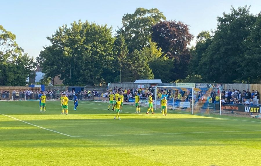 Gentle workout for City at The Walks with City debuts for Messrs Gilmour and Rashica