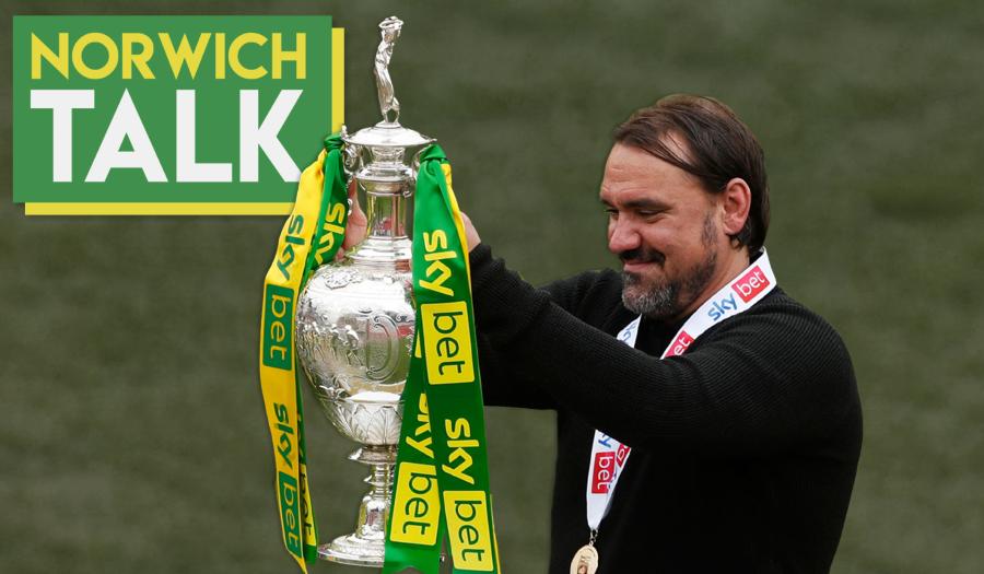 VIDEO – Daniel Farke Extends Contract To 2025!   Norwich Talk
