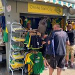 When Martin and Sue met Sharon, Andy and Jacob… on the best stall in Norwich