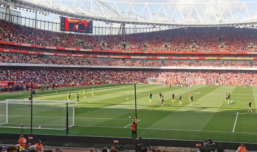 Same old story as City play well for spells but still come up short at the Emirates